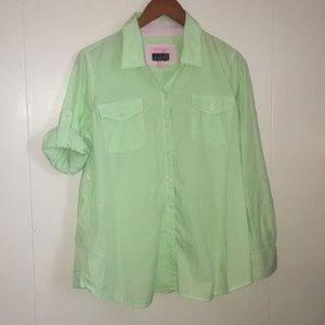 Lilly Pulitzer for A Pea In the Pod Buttondown, L